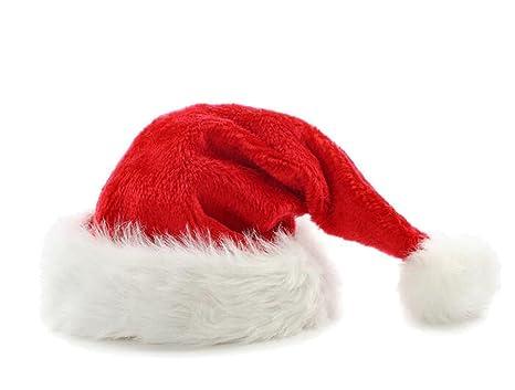 Immagini Cappello Di Babbo Natale.Leisial Cappello Di Babbo Natale Cappello Di Babbo Natale