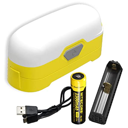 Nitecore LR30 205 lúmenes LED Linterna de Camping con ...