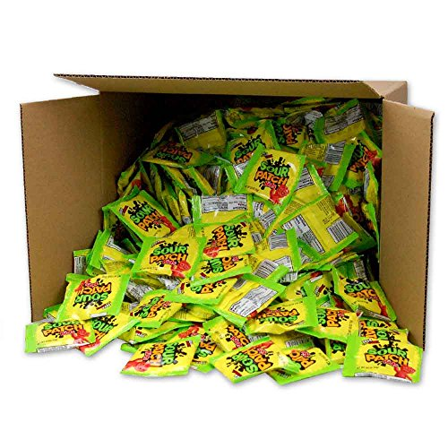 Sour Patch Chewy Candy .528 oz pouch 400 ct bulk -