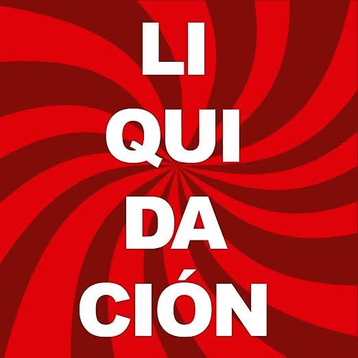 Cartel Liquidación | Cartel publicitario Liquidación | Cartel Oferta Liquidación | Cartel Oportunidad Liquidación |