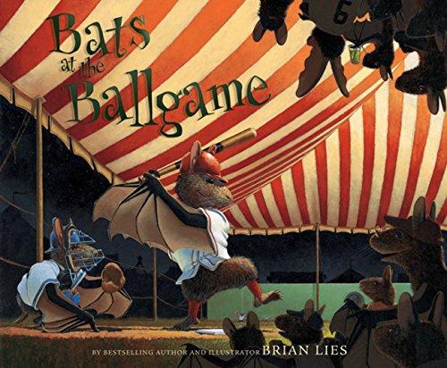 Bats at the Ballgame (A Bat Book) ()