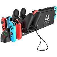 Nintendo Switch Şarj Dock Joycon Pro Controller 6in1