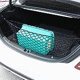 #4: Thie2e Cargo Net Car Rear Envelope Trunk Storage Net Organizer For Mazda 3 Mazda 6 Mazda CX-5 CX-9 2016 2017 2018 2019
