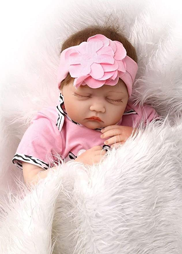 50cm Lifelike Bambole Rinascere Sale Lifelike Silicone Reborn Baby Doll IT