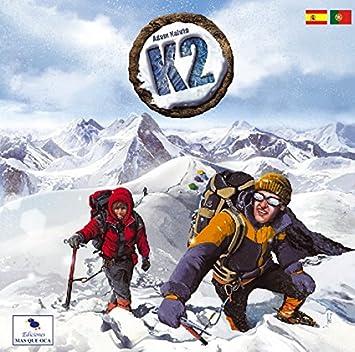 K2 SEGUNDA EDICIÓN: Amazon.es: Juguetes y juegos