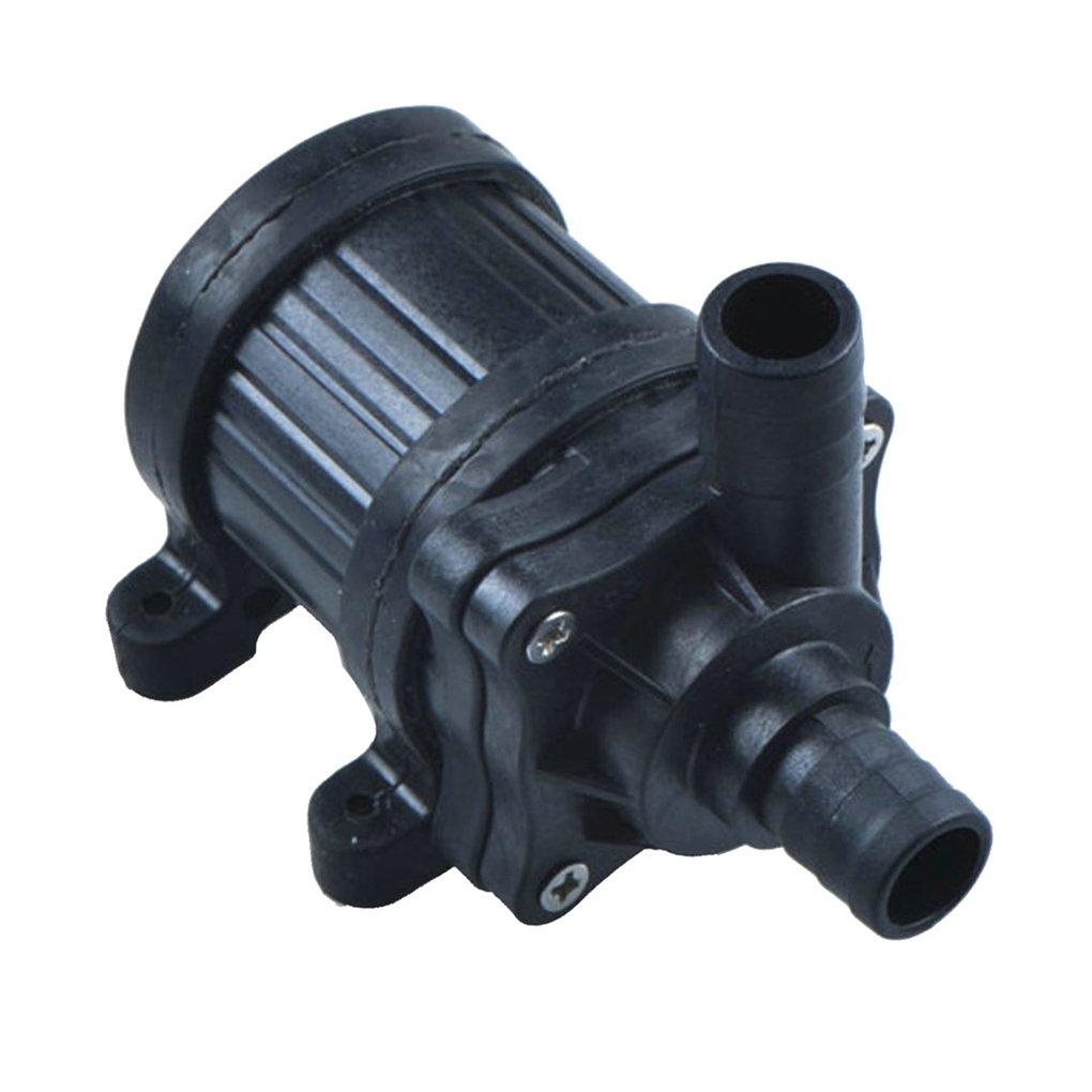 Smarstar DC40A-1245 DC 12V 1.2A 14.4W Pompe à eau/huile Sans brosse Drive magnétique Centrifuge Submersible 640L/H 4.5M/14.6ft
