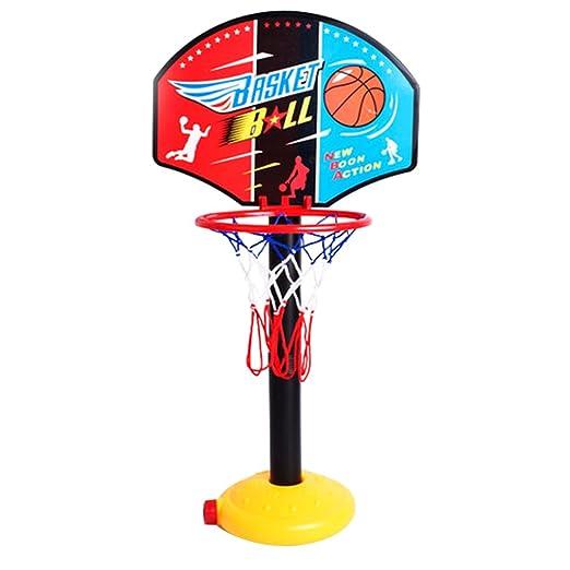 2 opinioni per Generic Giocattolo Per Bambini Basket Portatile Fissato con La Palla Basamento E