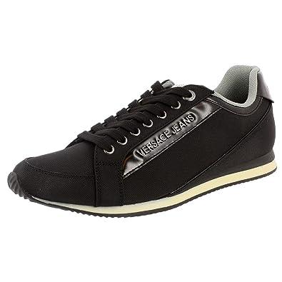 Versace Jeans Sneaker Uomo DisA2 Nylon E0YPBSA2899, Basket  Amazon ... b47ebb6c198