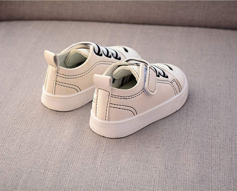 Anxinke Toddlers Boys Girls Casual Shoes Flat Sneakers