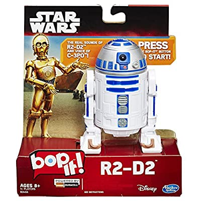 Hasbro Gaming Star Wars Bop It Game: Toys & Games