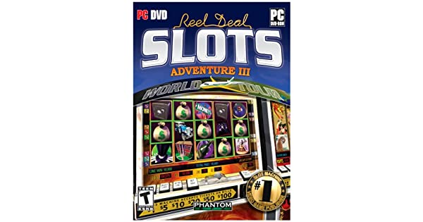 reel deal slots adventure 3 world tour