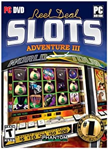 Reel Deal Slots Adventure III World Tour - PC