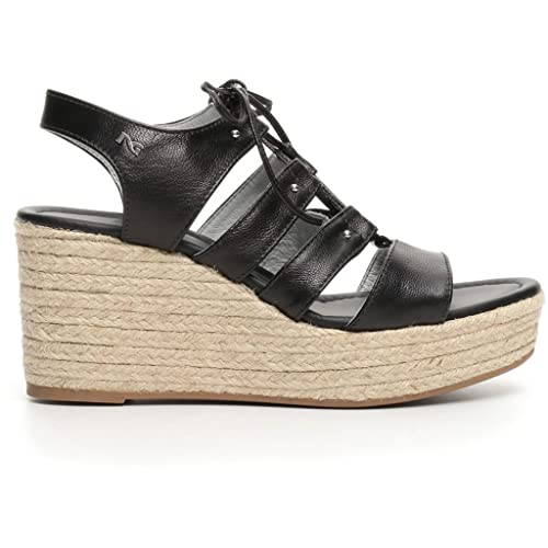 De Negro Giardini Nero Vestir Para Size 35 Sandalias Mujer xYwqEdYr