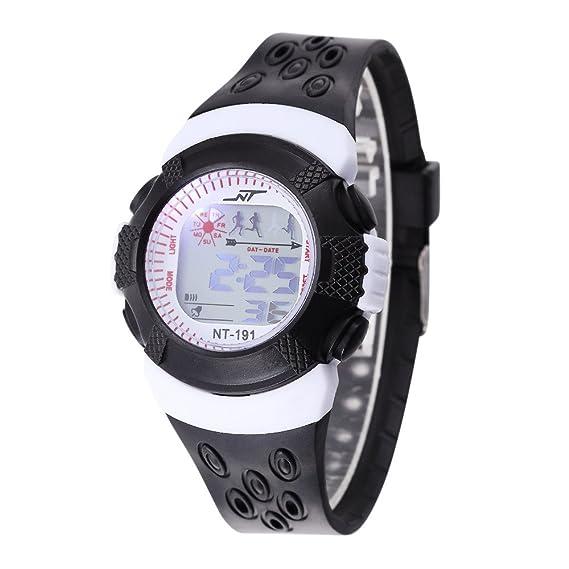 Digital Relojes para niños, niñas, – 30 M impermeable Deportes al aire libre analógico