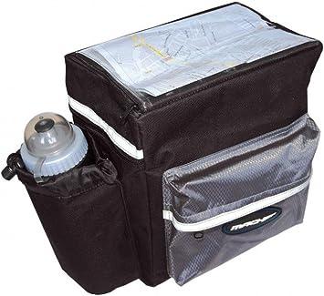MACH - 973 : Bolsa tipo cesta al manillar convertible en bolso ...