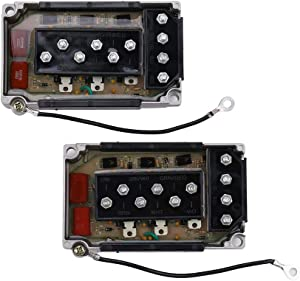 CDI Switch Box 2pcs Compatible with 50-275 HP Mercury Outboard Motor Power Pack 332-7778