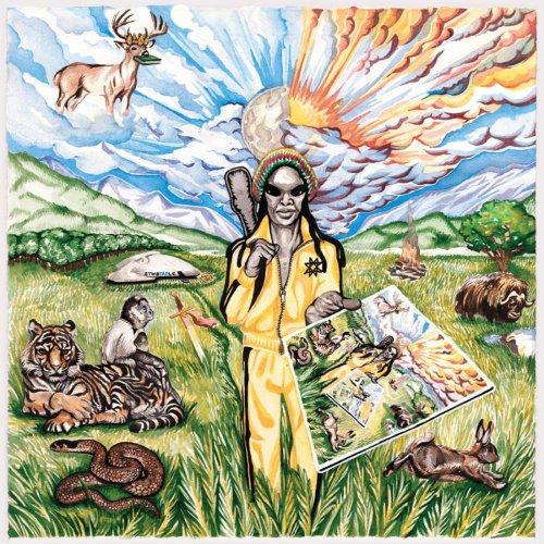 Guardian Alien: See the World Given to a One Love Entity (Audio CD)