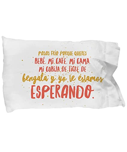 Amazon.com: Pillowcase Funda de cama almohada personalizada ...