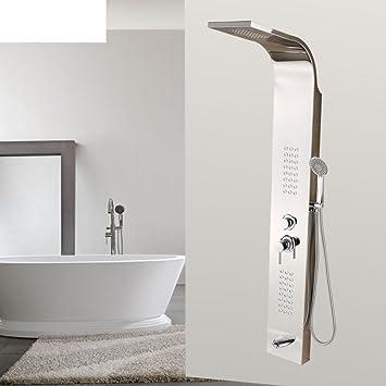 HCP panel de ducha de acero inoxidable/traje de alcachofa de ...