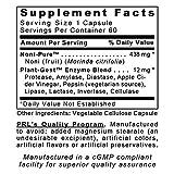 Premier Noni, 60 Capsules, Vegan Product