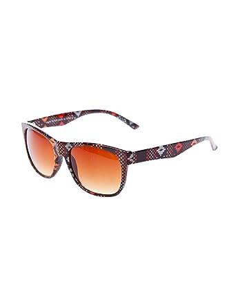 51d90fd9246 Soul Cal Deluxe Aztec Wayfarer Sunglasses - Black - Mens - X-Large   Amazon.co.uk  Clothing