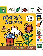 Maisy's Science. A First Words Book