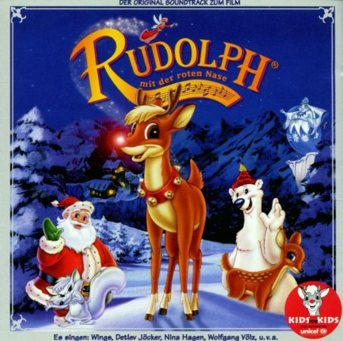 Price comparison product image Rudolph mit der roten Nase