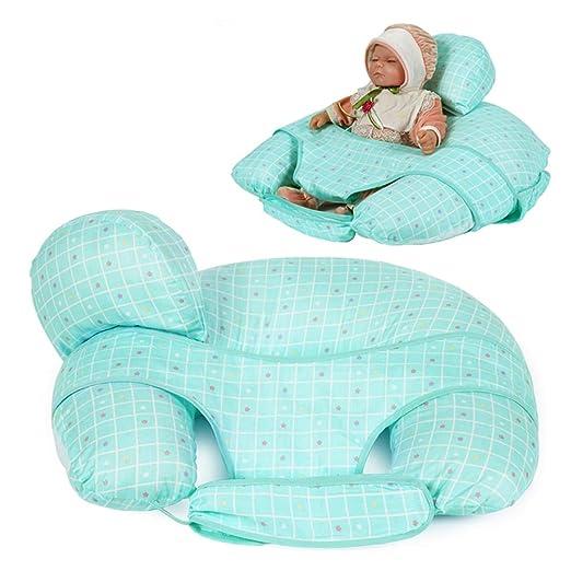 YXZT Almohada de alimentación para bebés con Mini Almohada ...
