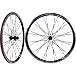 Vuelta 700 ZeroLite Comp Black Blue/White Decal 10sp Wheels