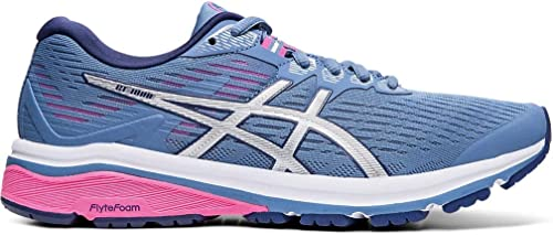 ASICS Womens GT-1000 8 Running Shoes: Amazon.es: Zapatos y complementos
