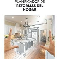 Planificador de Reformas del Hogar: Libro de Registro, Cuaderno de Bocetos, Lista de Comprobación y Organizador de…