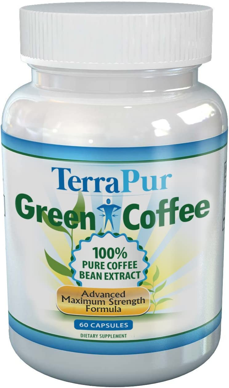 Amazon Com Green Coffee Bean Extract With Gca 100 Pure 800 Mg Natural Ultra Advanced Formula Promotes Quick Weight Loss With No Side Effects Exercise Or Diet Plan Not Necessary Proven