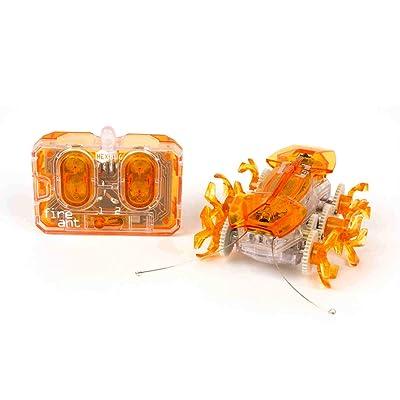 Hexbug Fire Ant, Orange: Toys & Games