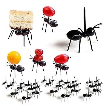 Ameisen Küche | Whatuneed Ameisen Obstgabel Set Mehrzweck Snack Kuchen Dessert