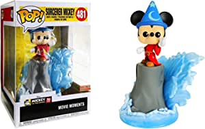 Funko Pop 481 Fantasia Movie Moment Sorcerer Mickey Mouse Figure