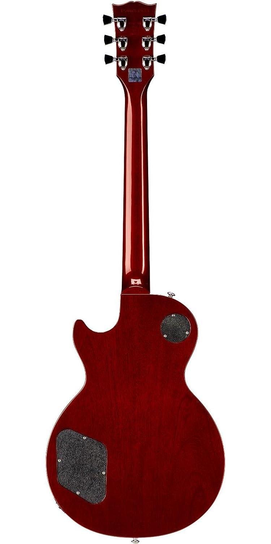 Guitarras eléctricas Gibson Les Paul LP Standard 2015 - 2016 SR Sprint Run LTD Heritage Cherry Sunburst Candy Single Cut: Amazon.es: Instrumentos musicales