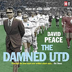 The Damned Utd Audiobook