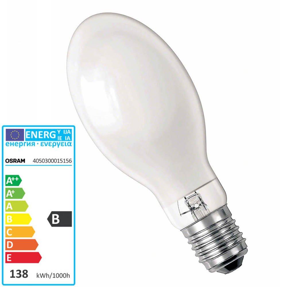Osram Quecksilberdampflampe HQL 80W E27 De Luxe
