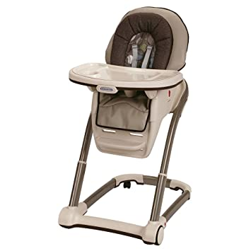 Amazon.com  Graco Blossom 4-in-1 High Chair - Roundabout  Toys Games  Baby  sc 1 st  Amazon.com & Amazon.com : Graco Blossom 4-in-1 High Chair - Roundabout : Toys ...