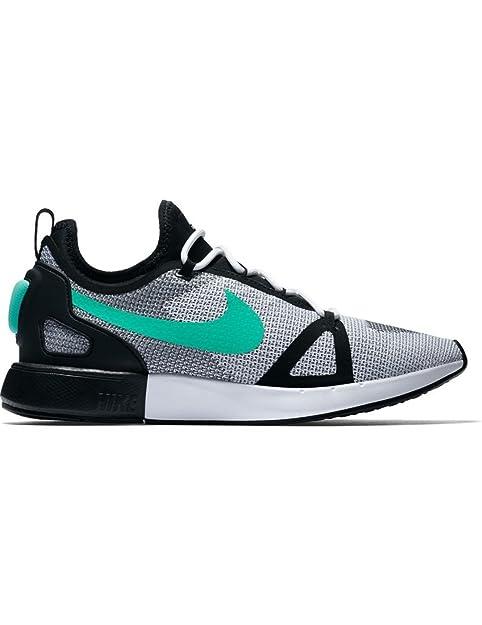 Zapatillas NIKE Duel Racer Blanco/Negro Hombre: Amazon.es: Zapatos y complementos