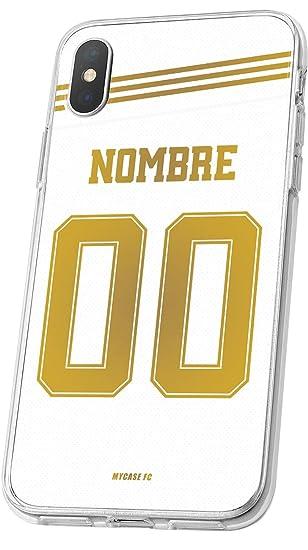 MYCASEFC Carcasa Real Madrid de Futbol por Smartphone y ...