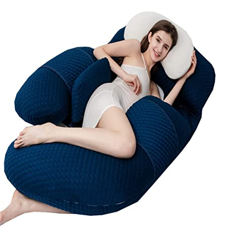 Almohada de embarazo for todo el cuerpo Almohada for ...