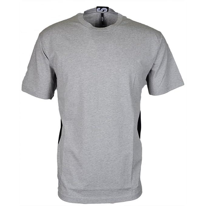 Versace - Camiseta - para Hombre Gris Gris Small