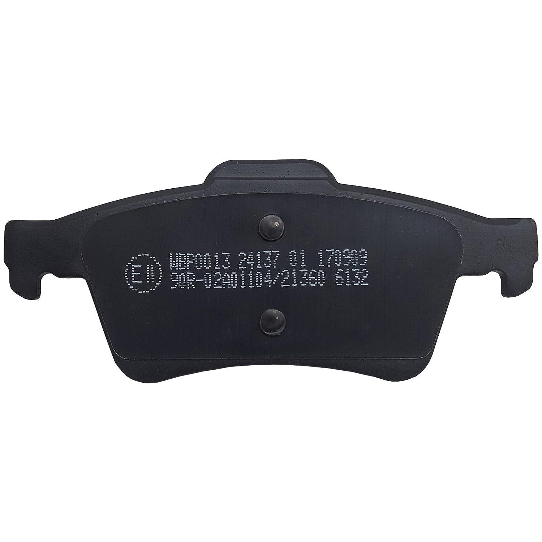 QSP Car Rear Brake Pads Set of 4 QSPWBP001314
