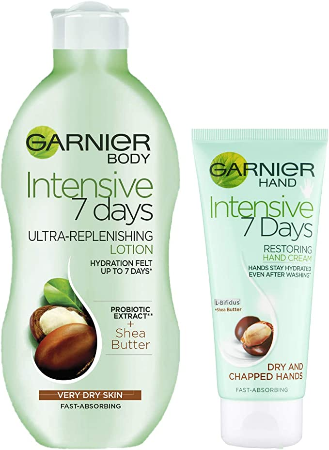 Intensive Shea Butter Hand Cream | Body Care | Garnier
