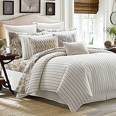 Tommy Bahama - Sandy Coast -  - comforter-sets, bedroom-sheets-comforters, bedroom - 61mZex7DoDL. SS400  -