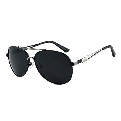 Yuying Gafas de Sol polarizadas para Hombre Gafas de Sol de ...