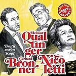 Helmut Qualtinger, Gerhard Bronner & Susi Nicoletti: Brettl vor'm Kopf (Best of Kabarett Edition) | Helmut Qualtinger,Gerhard Bronner,Susi Nicoletti