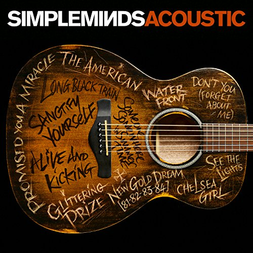 Simple Minds - Acoustic - CD - FLAC - 2016 - RiBS Download