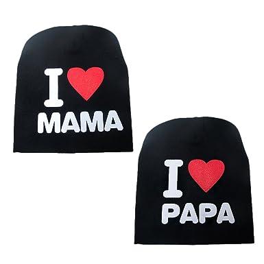 Vococal - 2 Piezas Gorras para Bebé,Lindo Gorro Sombrera Infantil para Otoño de Invierno